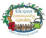 Logo for Elk Grove Community Garden